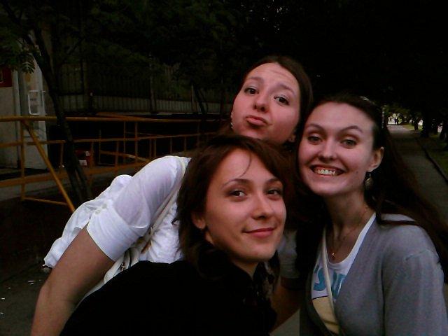 Катерина Юрина: вот такие мы