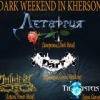 Dark weekend in Kherson