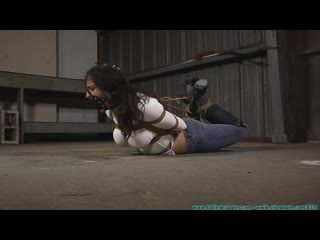 Jeans and Boots hogtie
