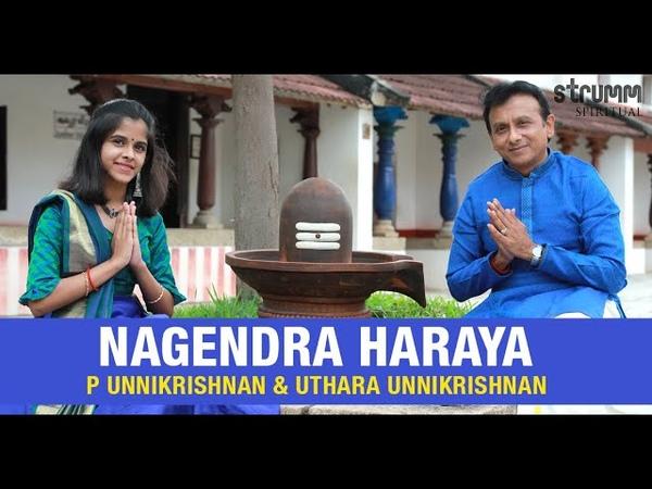 Nagendra Haraya I P Unnikrishnan Uthara Unnikrishnan I Shiv Panchakshara Stotram