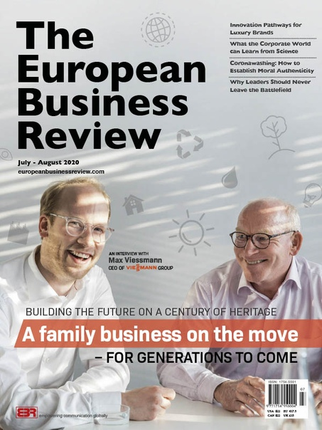 The European Business Review 07.08 2020