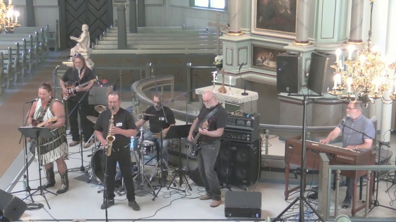 Vesa Takala AMB The Blues Band - Have you ever seen the rain - Blues