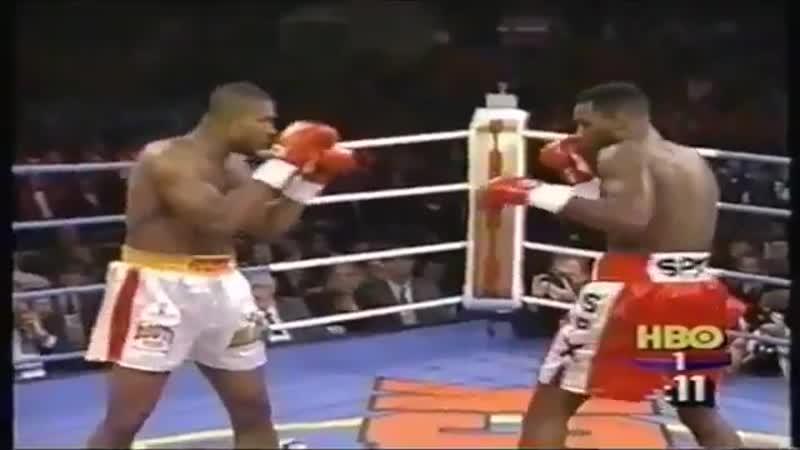 Lennox Lewis vs Razor Ruddock HBO World Championship Boxing October 31 1992