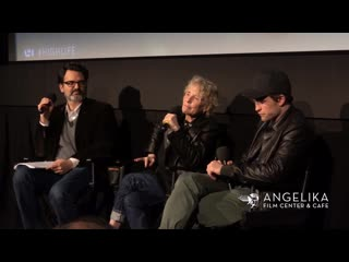 Angelika Film Center: High Life Q&A with Robert Pattinson & Claire Denis