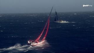 Volvo Ocean Race 2017/18 - Etappe 3: Sturm, Bruch und Verletzungen