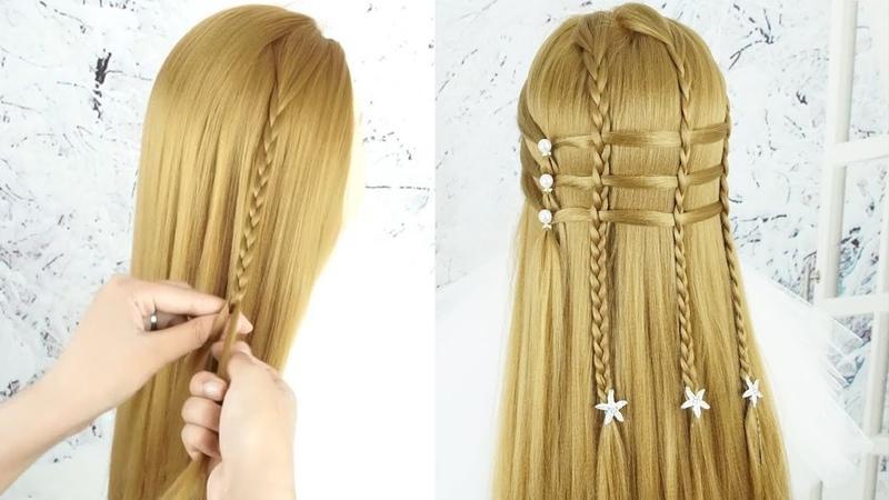 Hướng Dẫn Tết Tóc Đẹp Đơn Giản Dễ Làm How To Simple Hairstyles 11