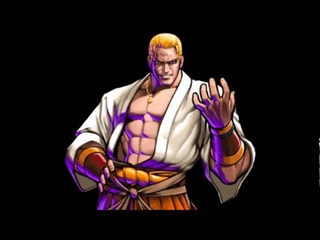 Fatal Fury Wild Ambition - The Battle 'Theme of Geese Howard'