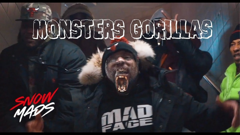 Onyx Monsters Gorillas ft Knuckles N B S Prod by Snowgoons VIDEO by ShotByDon