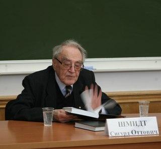 Лекция С.О.Шмидта на историчес...