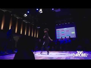 100 danciBel 2018 Hip Hop U16 FINAL || DJAMAL VS RAY