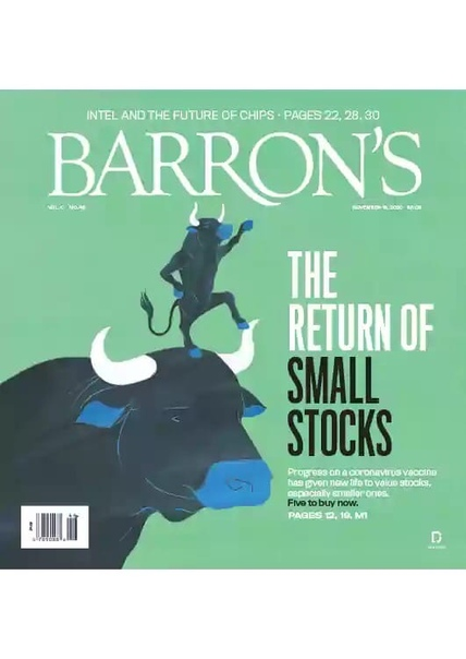 barrons 20201116 Barrons