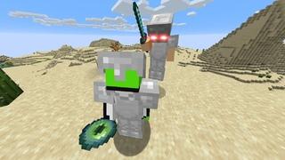 Minecraft Speedrunner VS Someone Trying To Stop Them