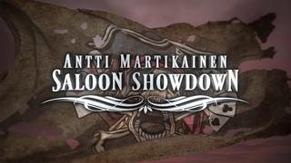 Saloon Showdown (Spaghetti Western metal)