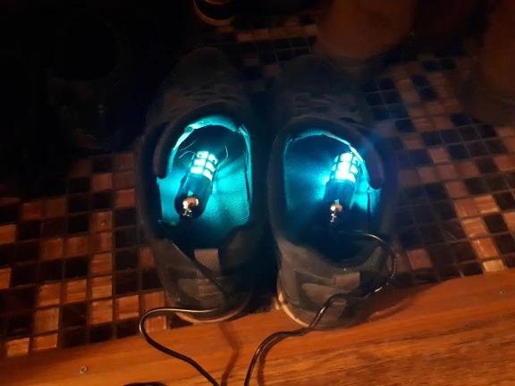 УФ-стерилизатор для обуви -
