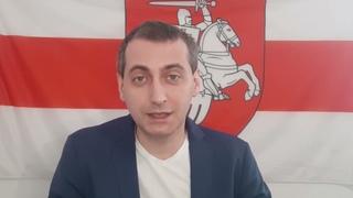 Истеричный змагар - бывший сотрудник БТ Кирилл Данько