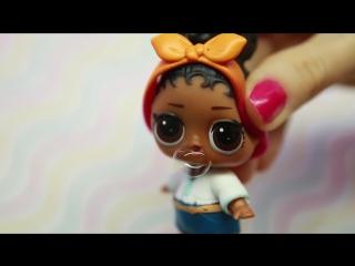 ЛОЛ СЮРПРИЗ Научи куклу МЕНЯТЬ цвет- ДУТЬ пузыри- СВЕТИТЬСЯ в темноте LOL Surprise Dolls
