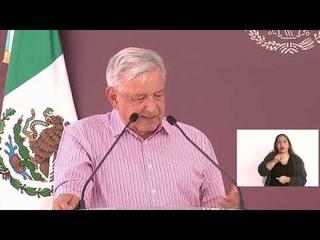 Andrés Manuel López Obrador Jóvenes Construyendo el Futuro, desde San Pedro, Coahuila 🎦🎦🎦
