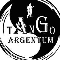 Логотип ARGENTUM TANGO: Аргентинское Танго в Туле