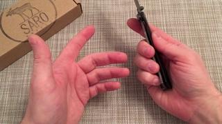 Обзор ножа Чиж Некст (Чиж Next Saro).