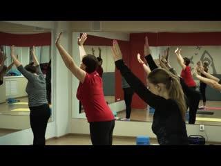 Открытая тренировка по йоге