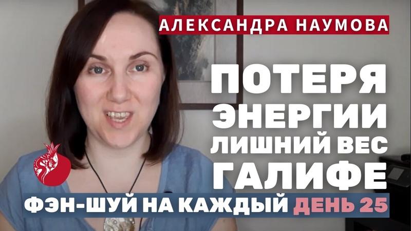 Потеря энергии и лишний вес галифе и вдовий горбик Фэн Шуй на Каждый День 25 Александра Наумова