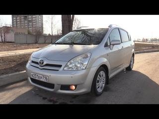 2007 Toyota Corolla Verso 2.2 D-4D (136) 2AD-FTV ДИЗЕЛЬНОЕ ЧУДО!