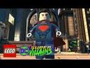 Lego DC Супер Злодеи Лига Справедливости Часть 2 Освобождённый Супермен