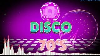 Super Disco Dance Hits 70's  (Eruption, ABBA, Gloria Gaynor, Bee Gees, Sylvester , Boney M.)