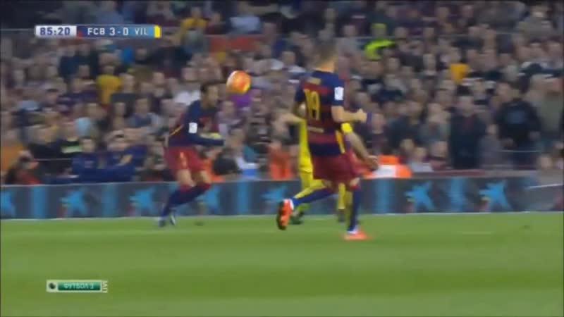 3 года назад Неймар забил один из лучших голов за Барселону
