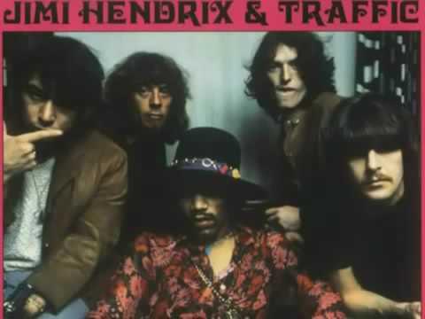 Jimi Hendrix Traffic Jam Thing (Rare Live Session)