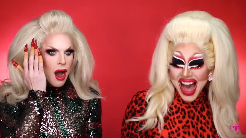 Kiki with Katya! Red Scare Collection Reveal