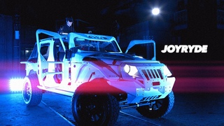 JOYRYDE - JEEP   LIVE STREAM