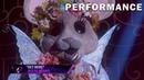 Mouse sings Get Here by Oleta Adams | THE MASKED SINGER | SEASON 3