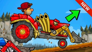 🔔 Hill Climb Racing 2 - Tractor Wars Event (First Look)