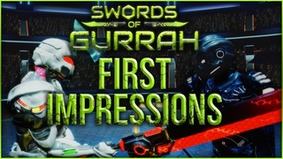 Swords of Gurrah First Impressions - The best new VR melee game