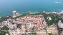 Аркадия Одесса с высоты 500 метров. Вид на море и дома вокруг – gethom