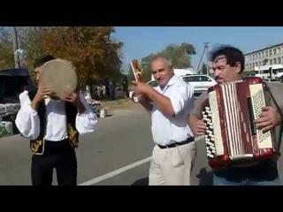 Greek Ensemble from Maly Yanisol at Mega Yorty in Urzuf, Donetsk Oblast, Ukraine - 2015 (1)