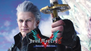 Devil May Cry 5 Special Edition - Launch Trailer