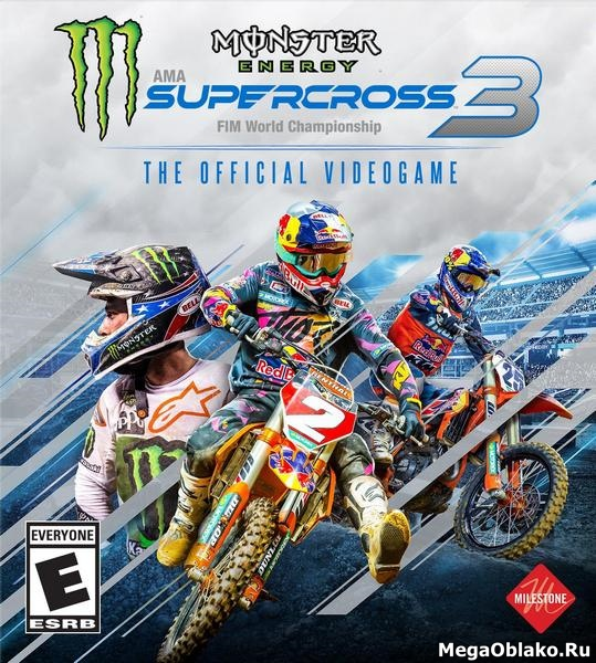 Monster Energy Supercross - The Official Videogame 3 (2020/ENG/MULTi/RePack by xatab)