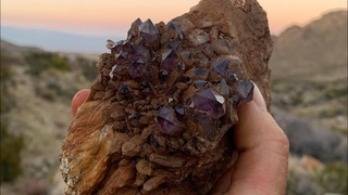 Large Amethyst Pocket (full dig)