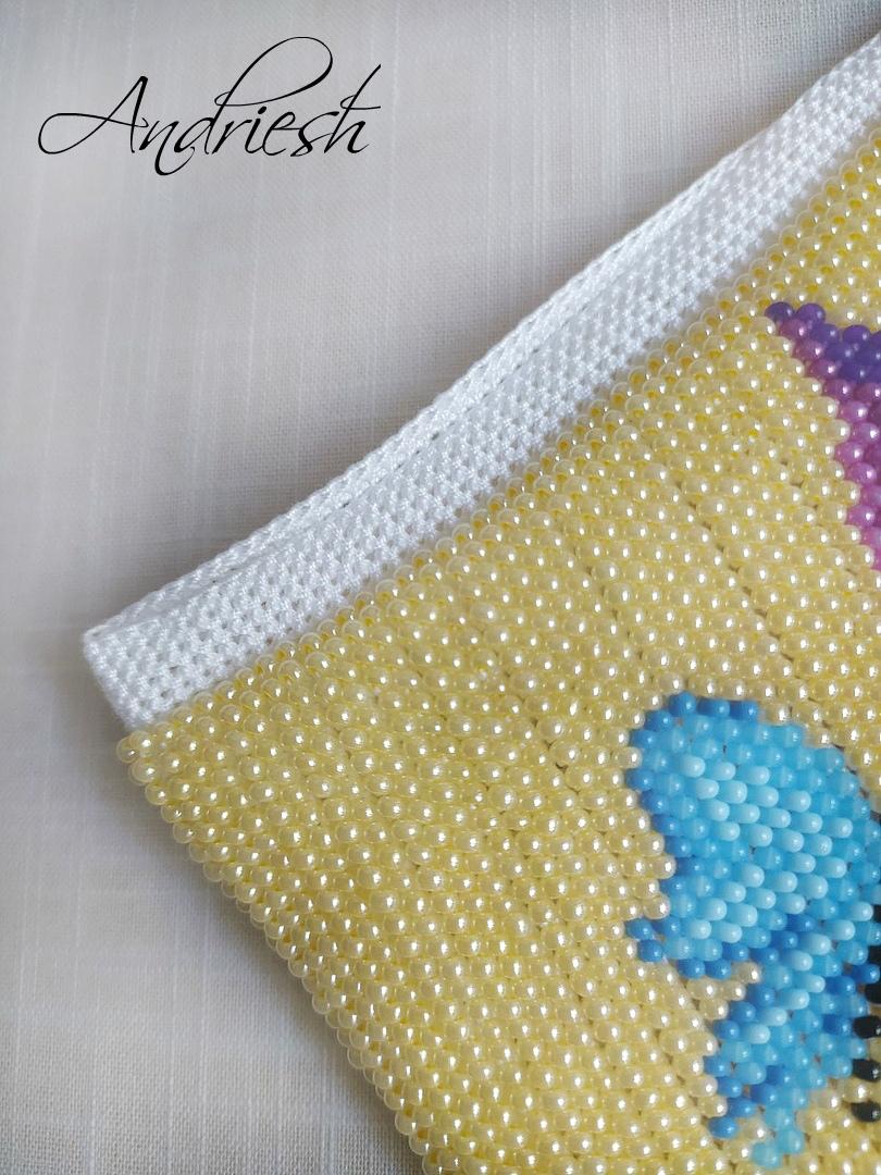 Как я сшиваю донышко и вшиваю в сумки подклад и фермуар., изображение №2