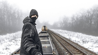 ILLEGAL FREEDOM: Train Surfing Journey To The Black Sea