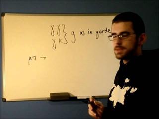 Modern Greek Lessons: Greek Alphabet Part 3