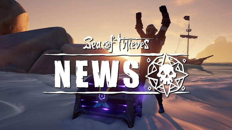 Arena Adjustments and Anniversary Antics Sea of Thieves News March 18th 2020
