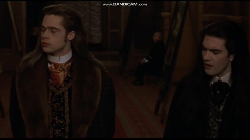 Доминион диалог ангелов Интервью с вампиром Диалог Луи и Армана
