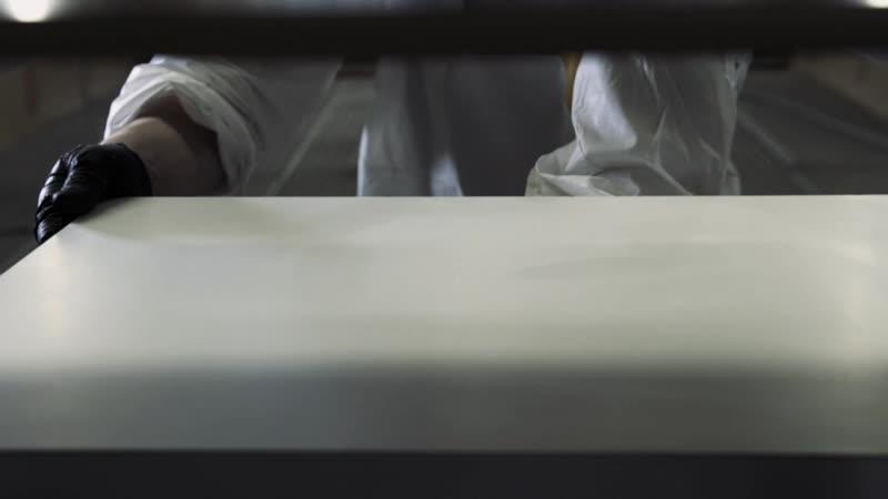 Производство Наша Марка. Лакокрасочный цех.