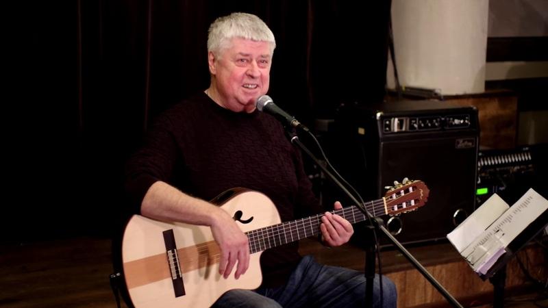 О Максиме Кусургашеве, о гитаре и Сонет