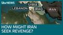 How might Iran seek revenge for US killing of top general Qasem Soleimani?   ITV News