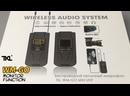 Беспроводной петличный микрофон TKL WM-GO Mini UHF