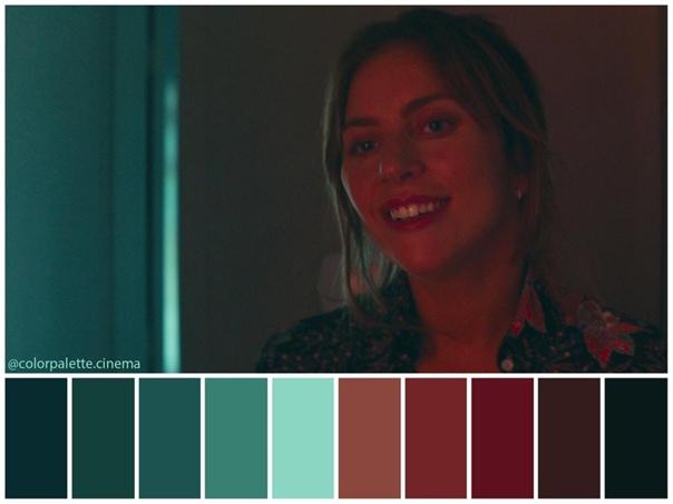 Цветовая гамма драмы «Звезда родилась»